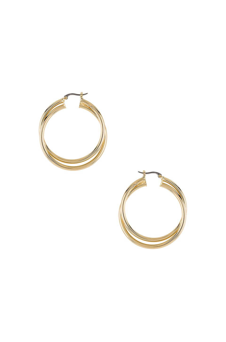 Five and Two Remi Earring in Gold