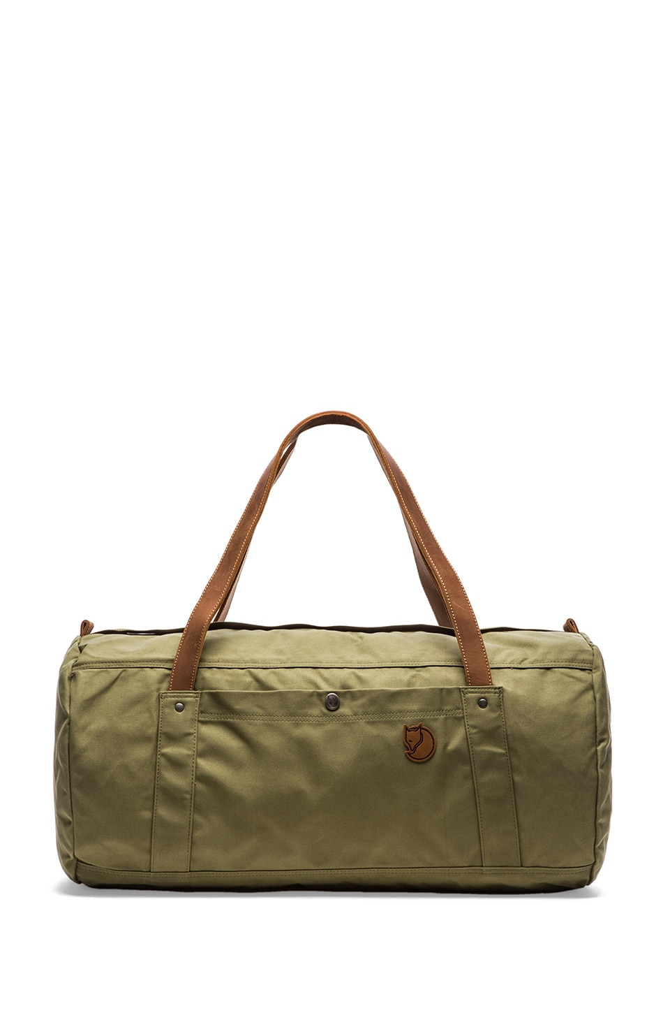 Fjallraven Duffel No.4 Large in Green