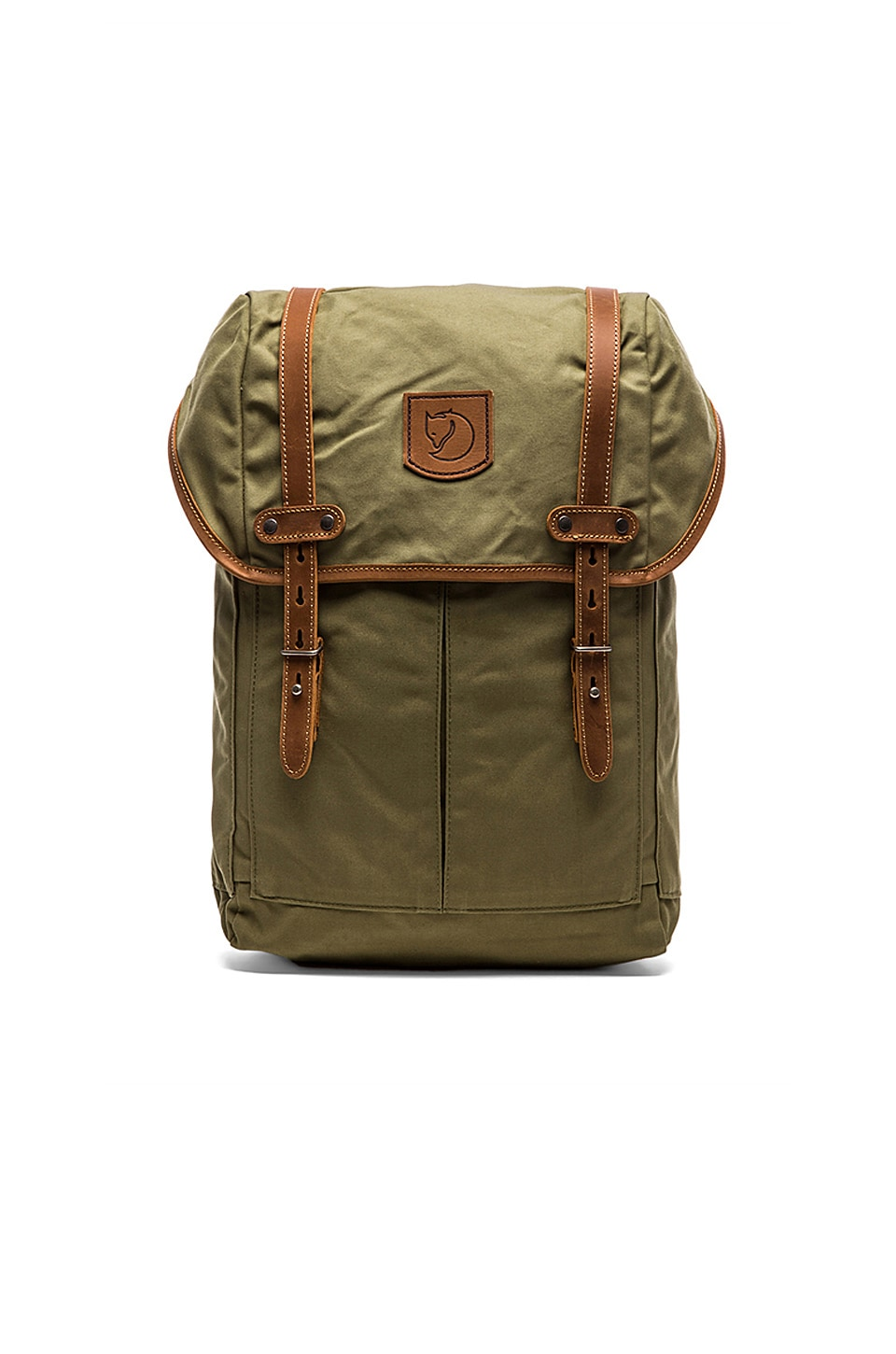 Fjallraven Rucksack No.21 Medium in Green