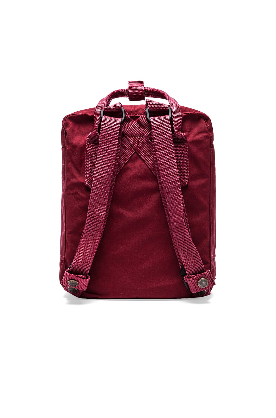 Fjallraven Kanken in Ox Red