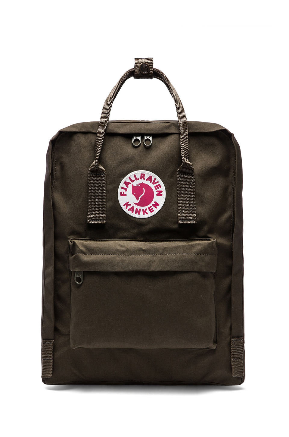 Fjallraven Kanken in Mud