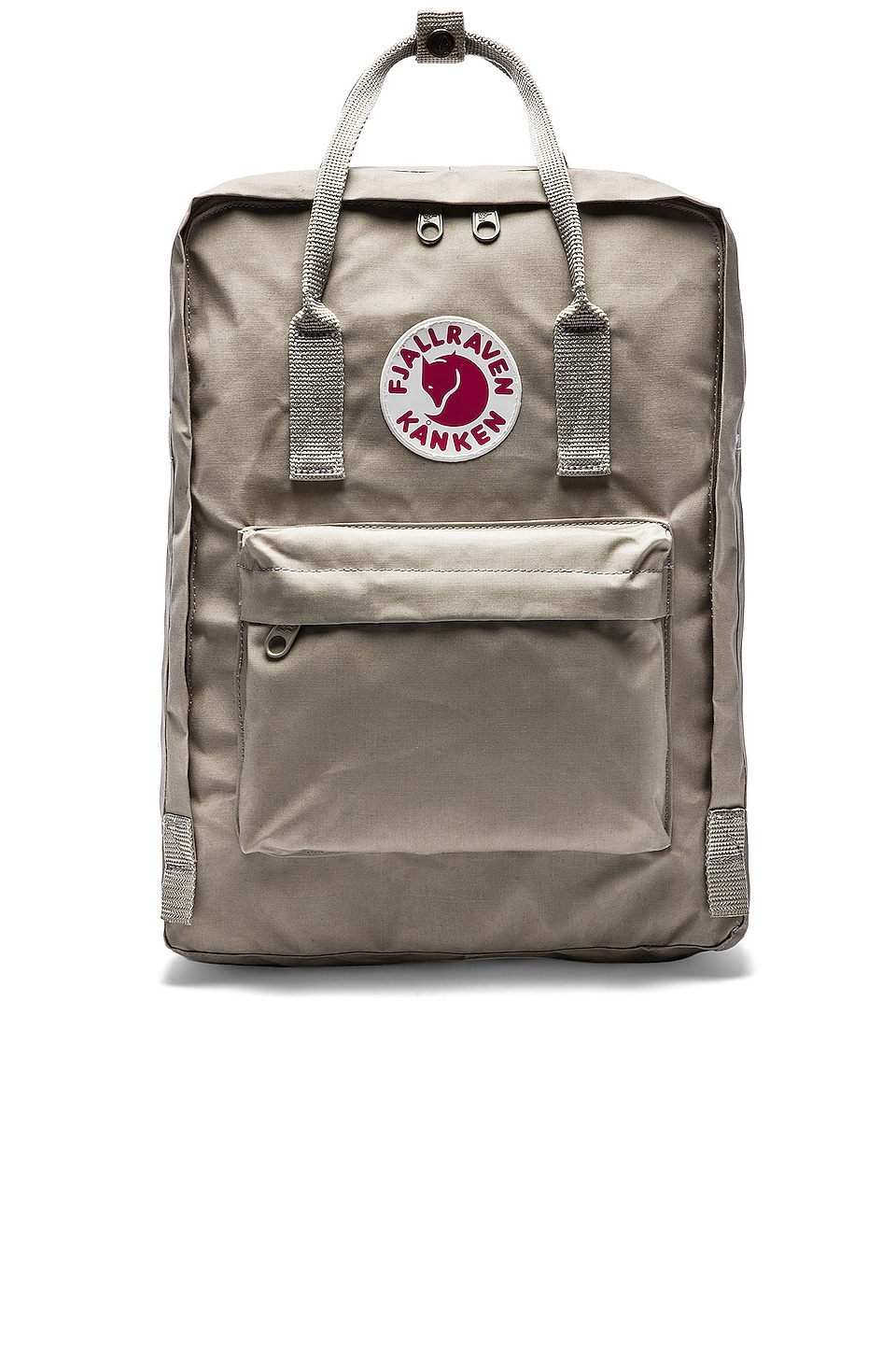 Fjallraven Kanken in Putty