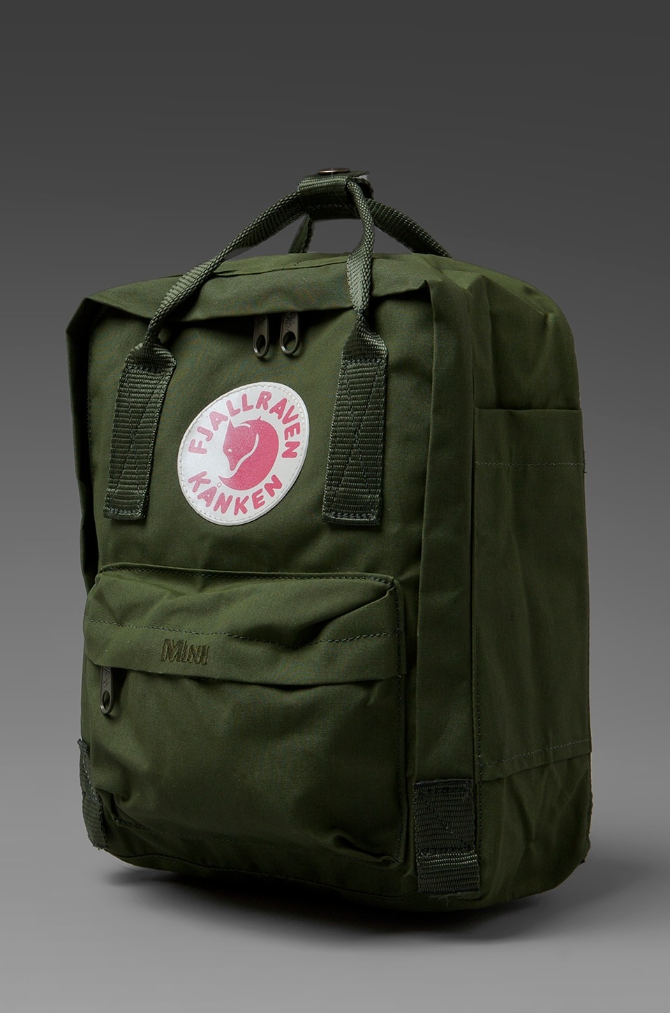 Fjallraven Kanken Mini in Green