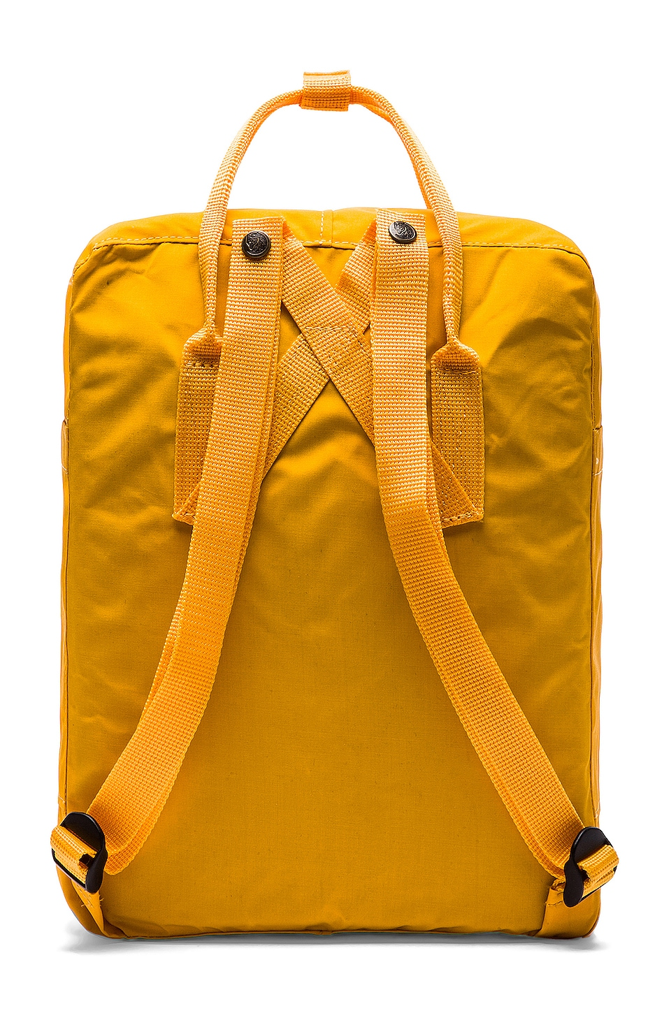 Fjallraven Kanken in Warm Yellow
