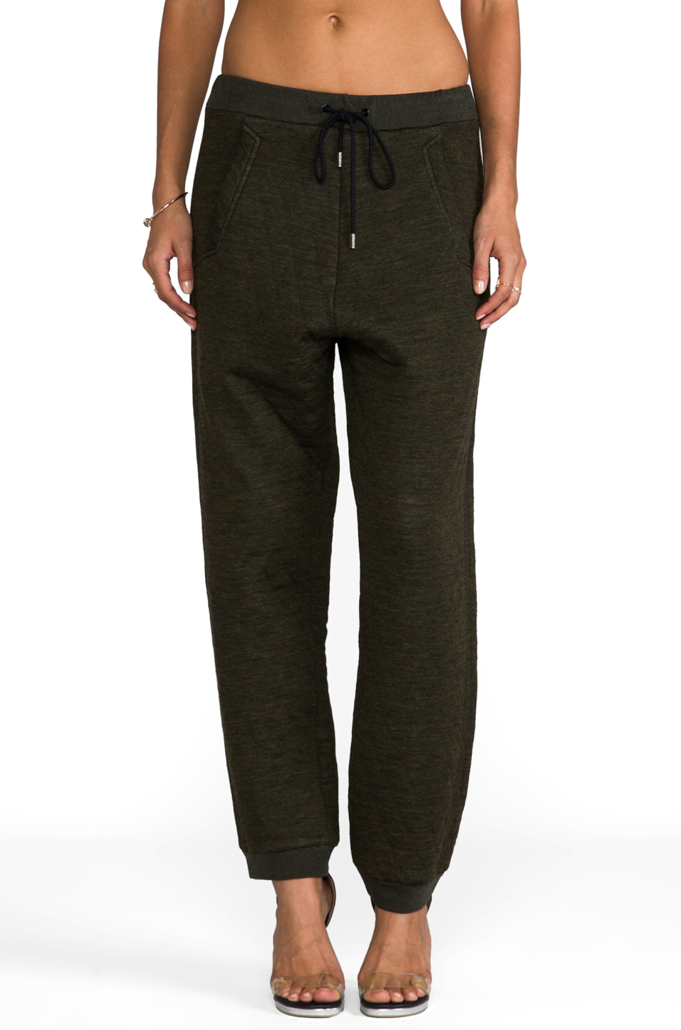 Francis Leon Stryker Pants in Green