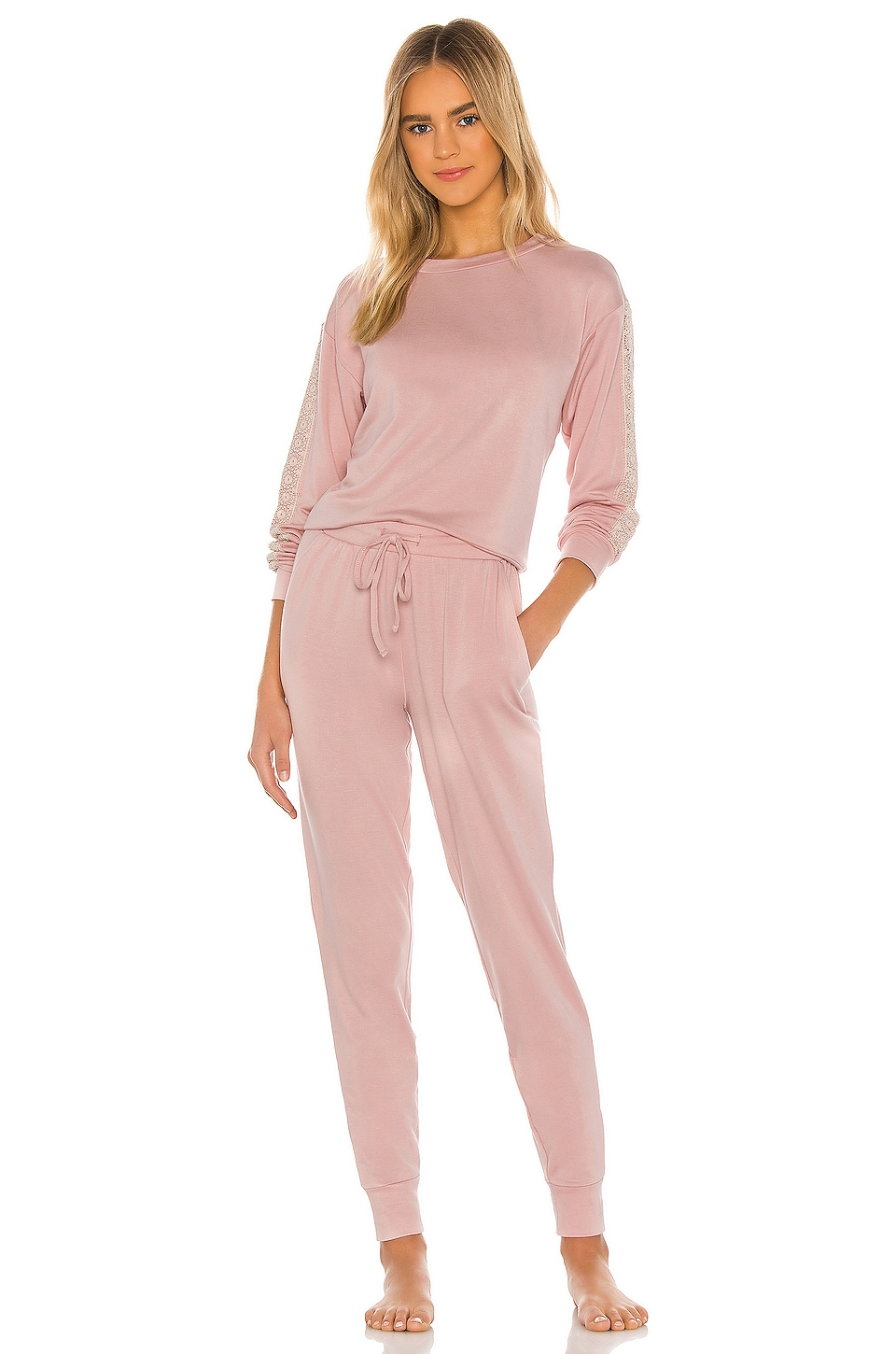 Lotus Brush Knit PJ Set             Flora Nikrooz                                                                                                       CA$ 123.57 7