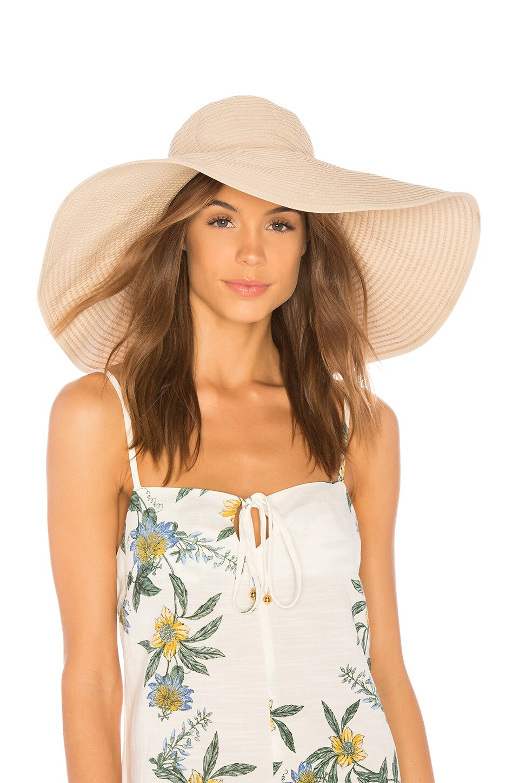 florabella Natasha Hat in Stone