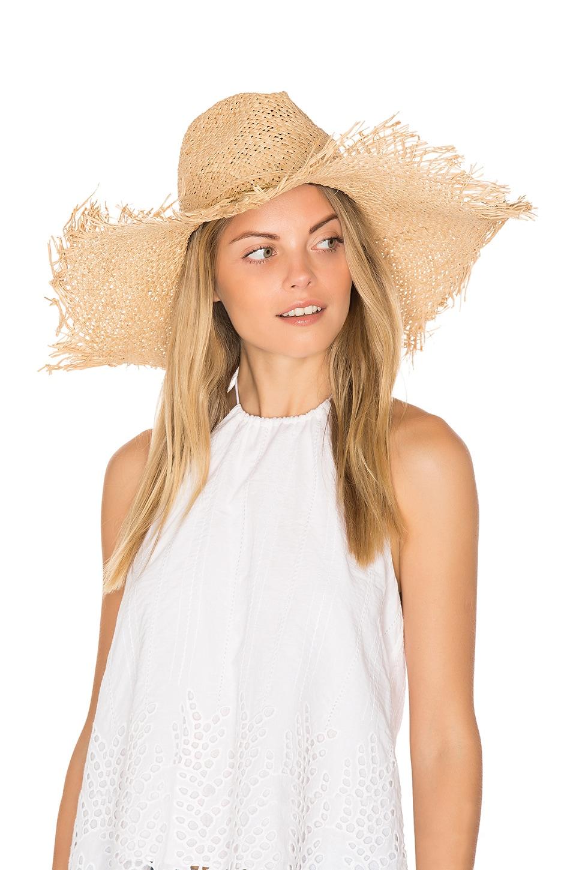florabella Harper Hat in Natural
