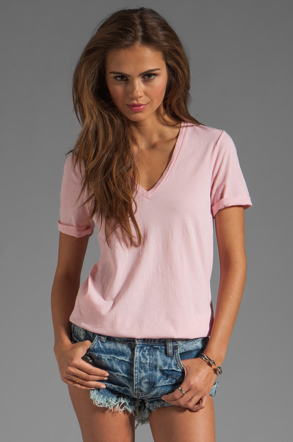 fLuXuS Perfect Tee in Blossom