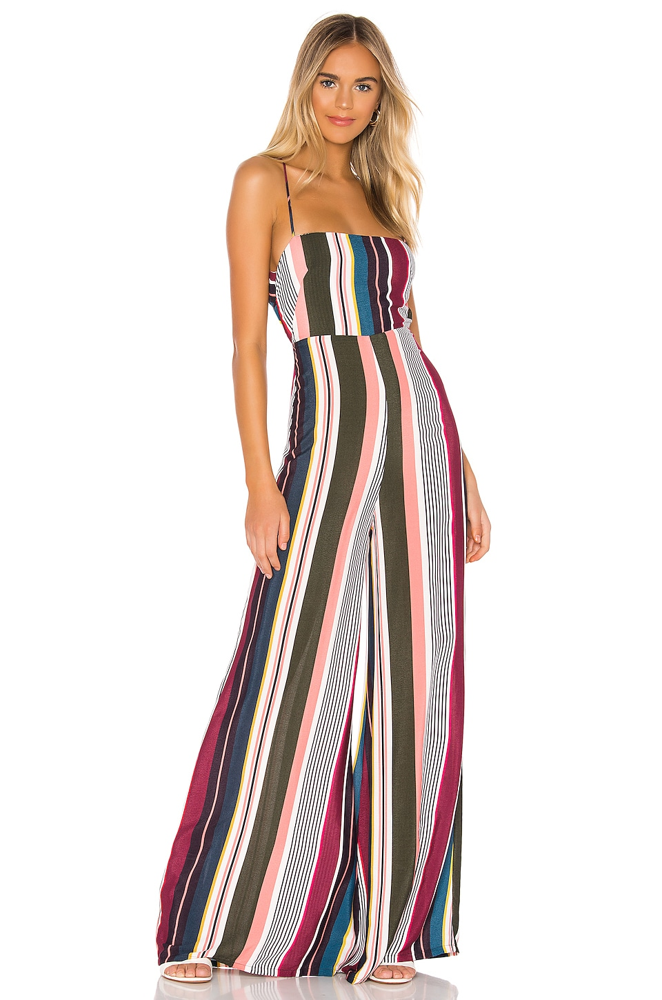 FLYNN SKYE Jennifer Jumpsuit in On Vacation