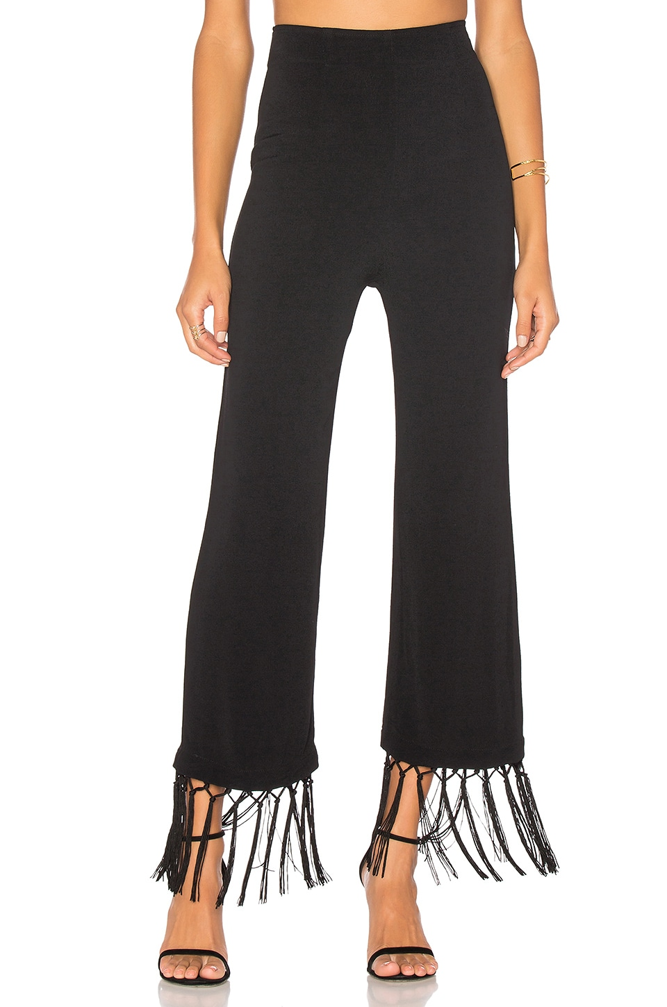 FLYNN SKYE Party Pant in Black