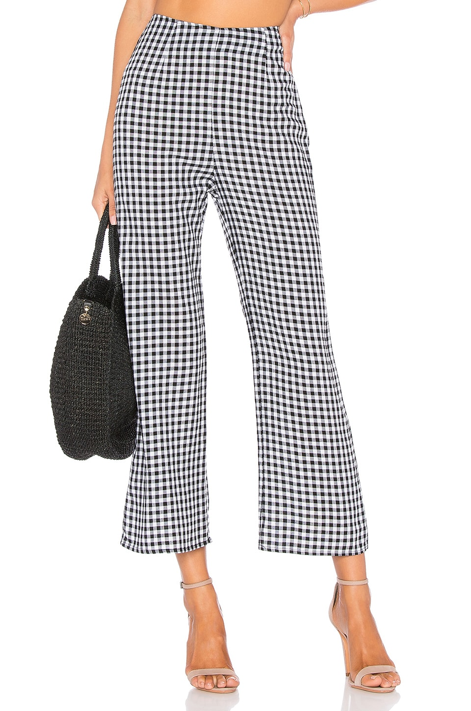 FLYNN SKYE Parker Pant in Check Me Out