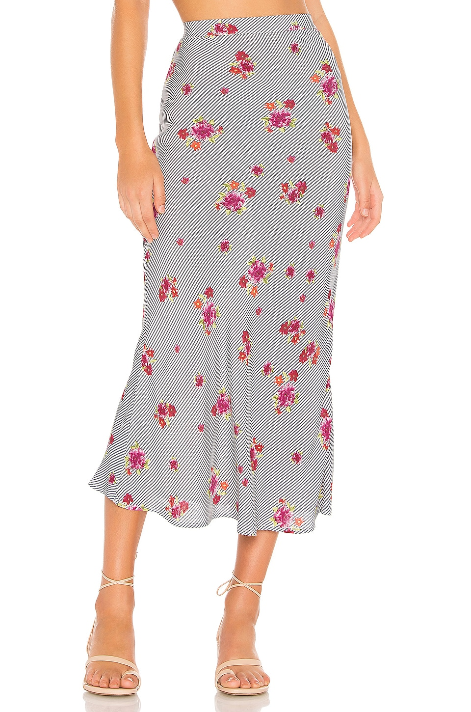 FLYNN SKYE Alice Skirt in Moon River