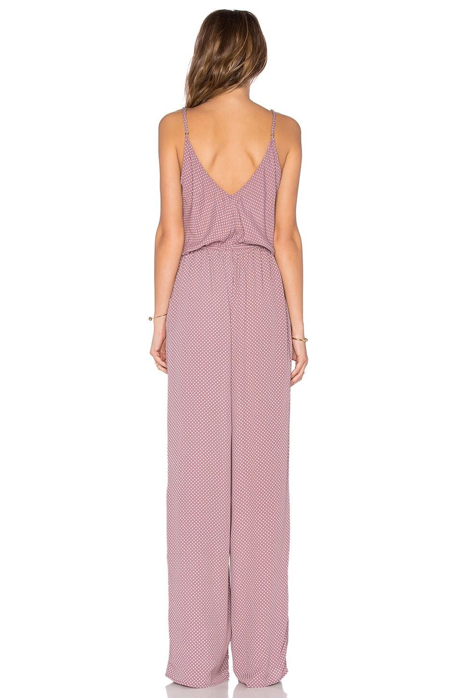 FLYNN SKYE Dressy Jumpsuit in Blush Maze