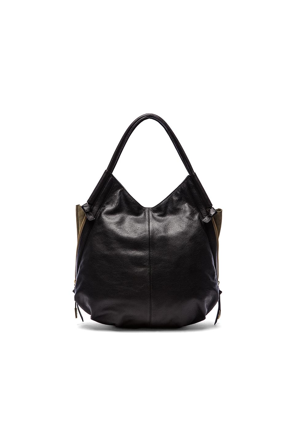 Foley + Corinna Trapeze Hobo in Black