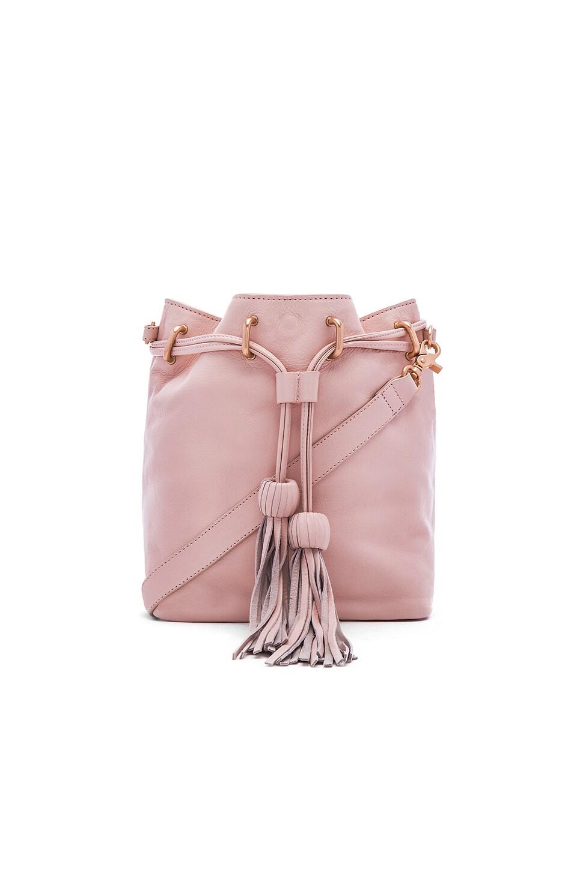 Sascha Drawstring Bucket Bag