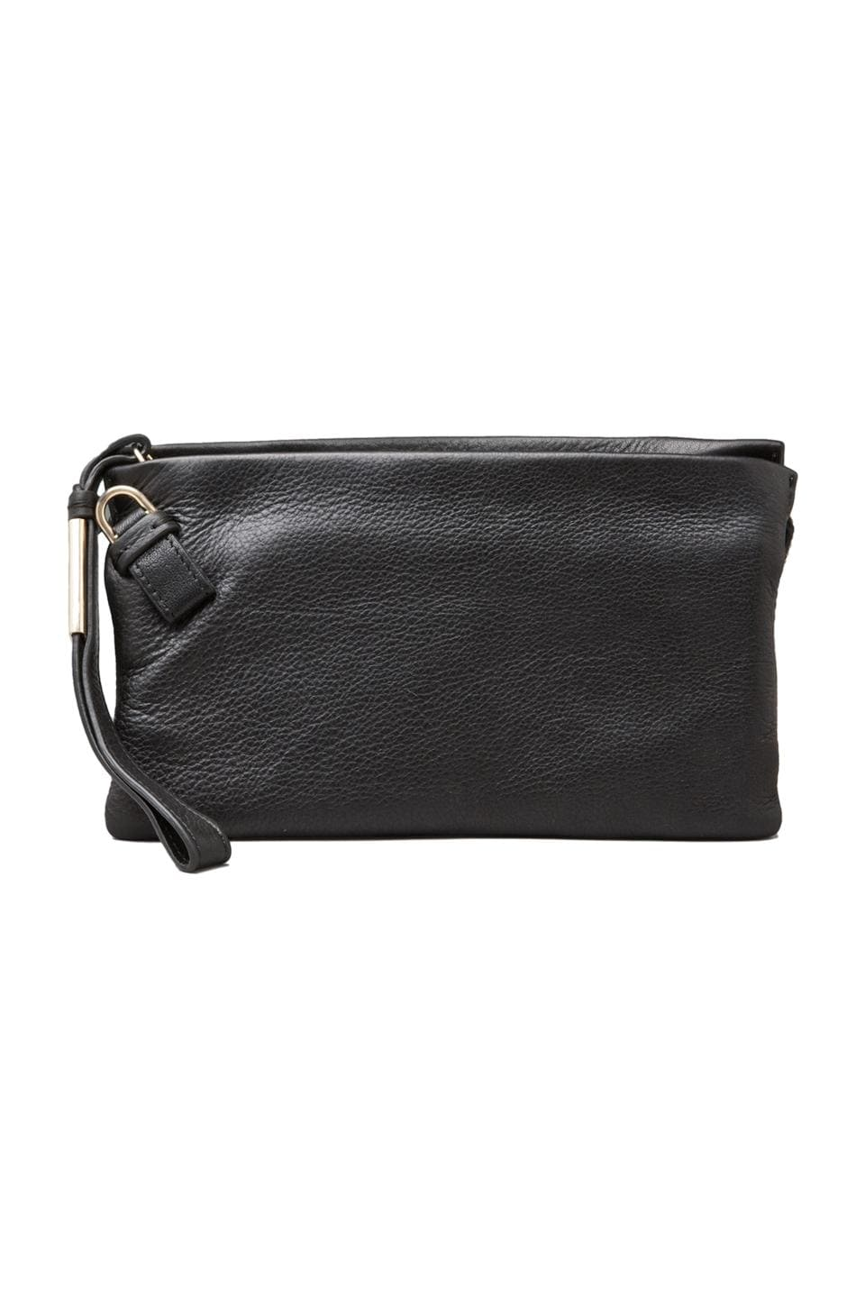 Foley + Corinna Cache Crossbody in Black