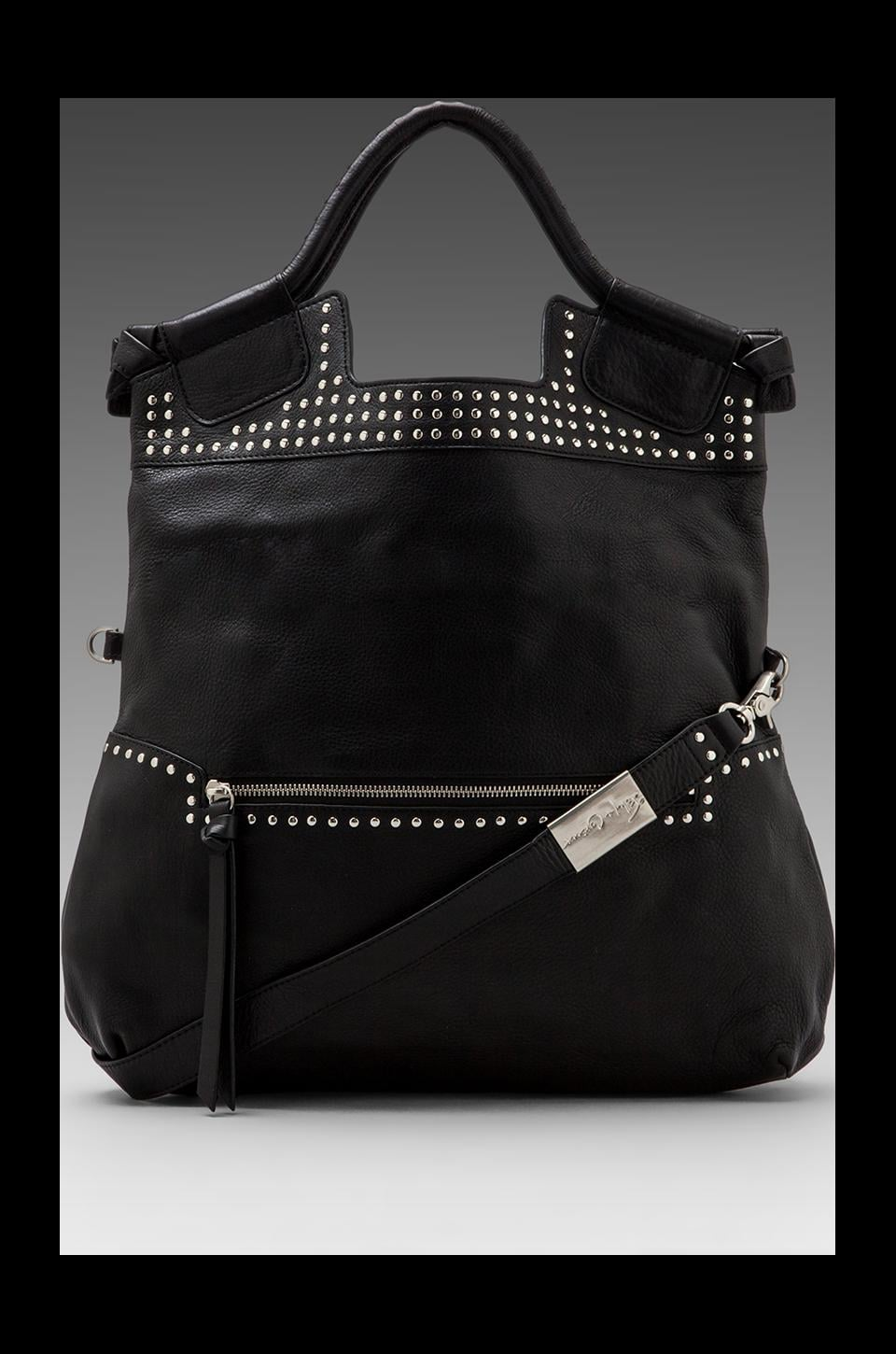 Foley + Corinna Moto City Bag in Black