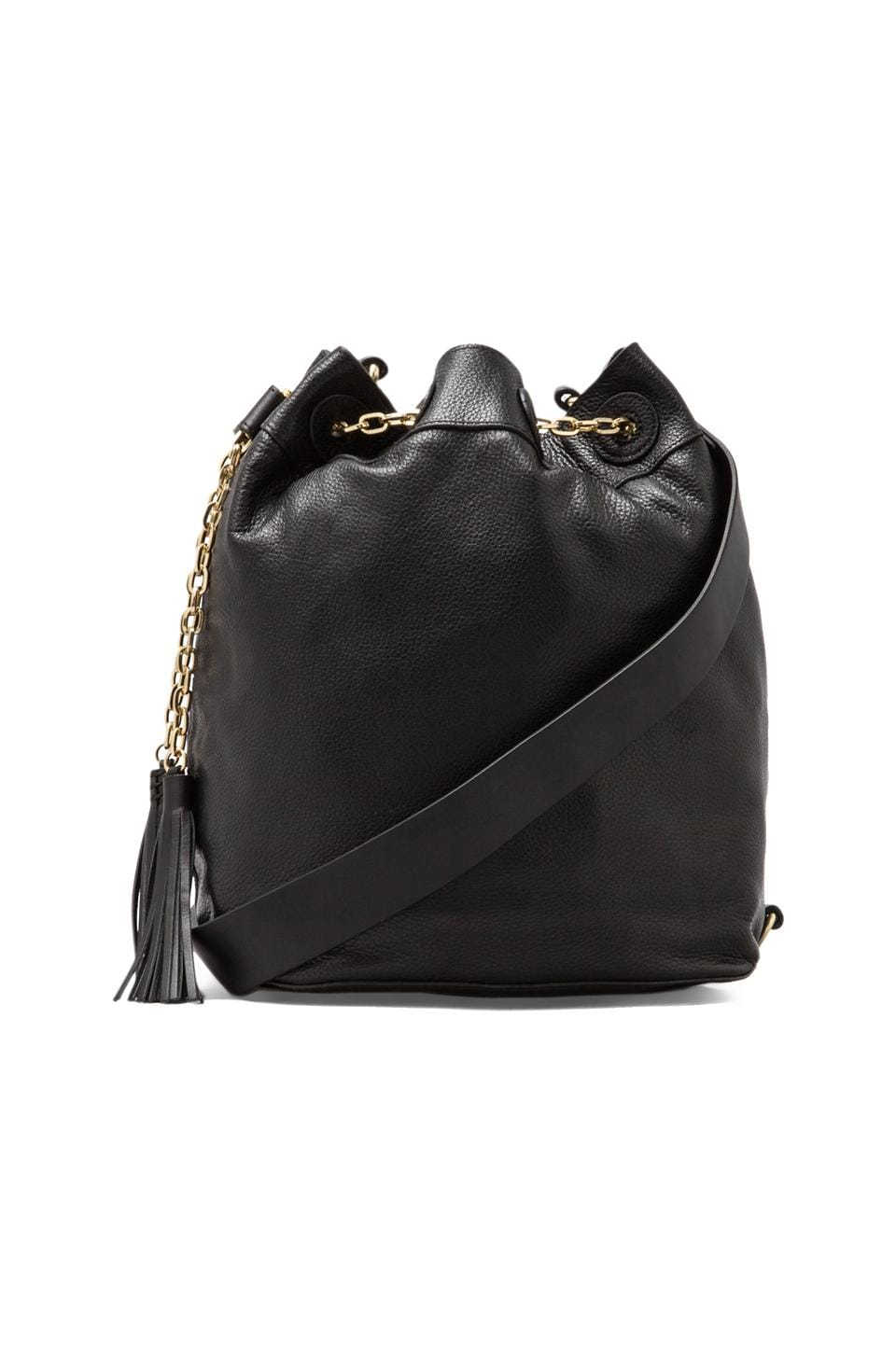 Foley + Corinna Convertible Sling in Black