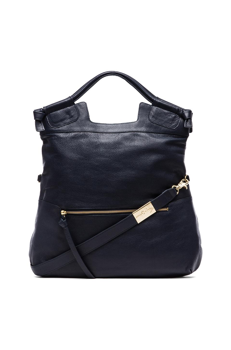 Foley + Corinna Mid City Tote in Navy
