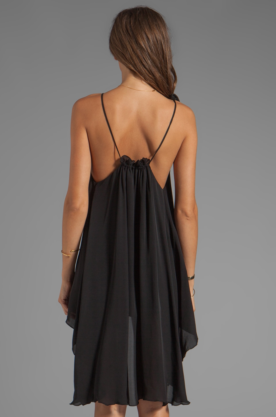For Love & Lemons Love You Madly Dress in Black