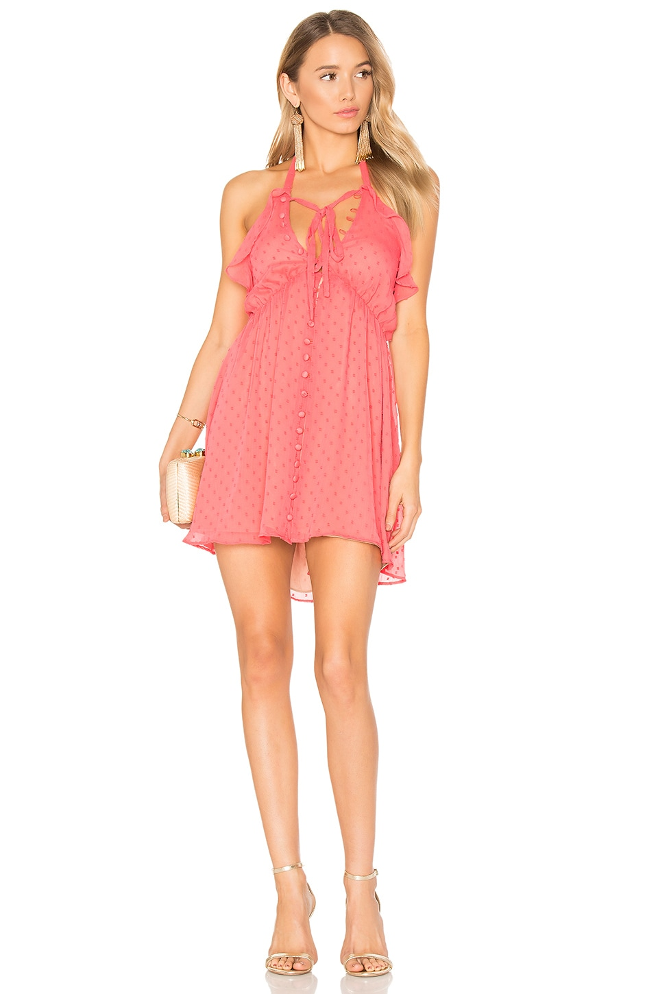 Tarta Tank Dress by For Love & Lemons
