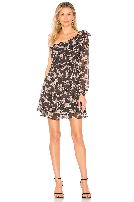 Theo One Shoulder Mini Dress by For Love & Lemons