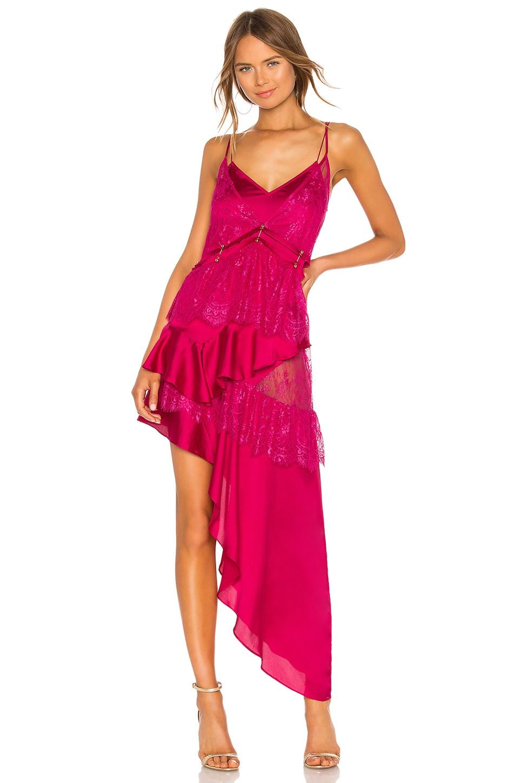 Sabina Layered Maxi Dress