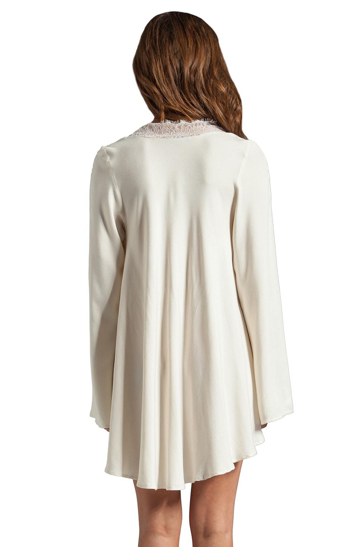For Love & Lemons Dreamer Dress in White