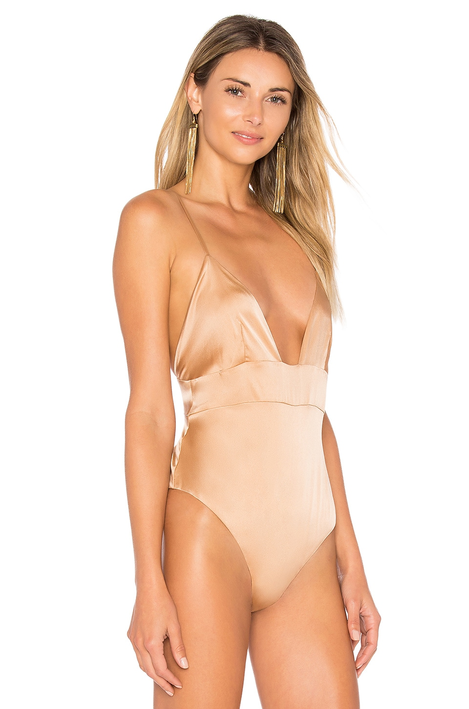 FOR LOVE & LEMONS Scorpio Bodysuit