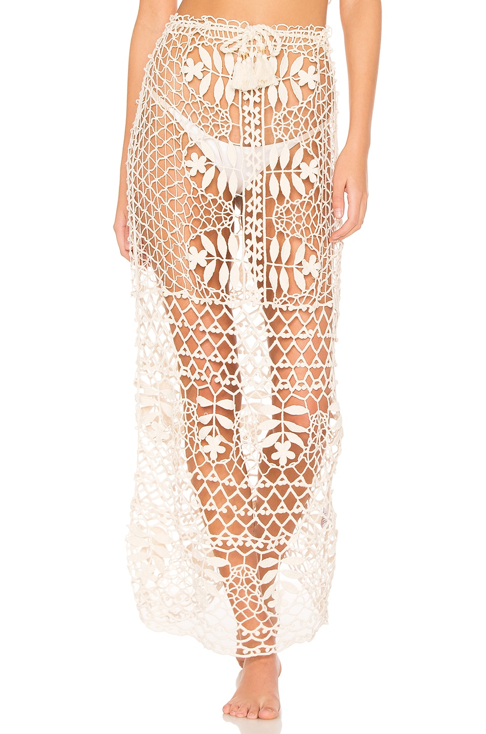 Melrose Crochet Skirt