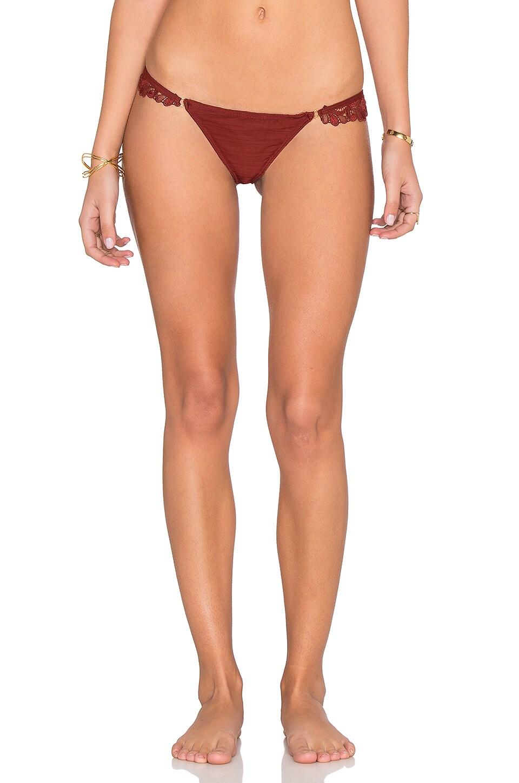 Barcelona Bikini Bottom by For Love & Lemons Swimwear