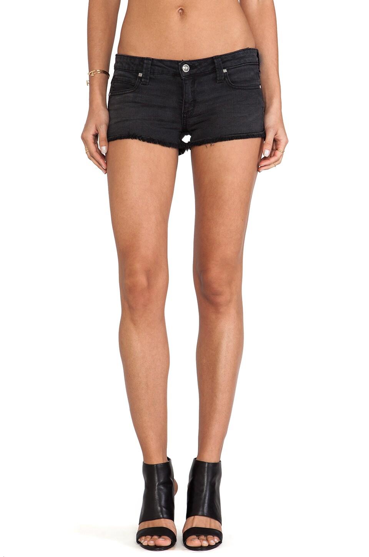 Frankie B. Jeans Summer Girl Short in Black