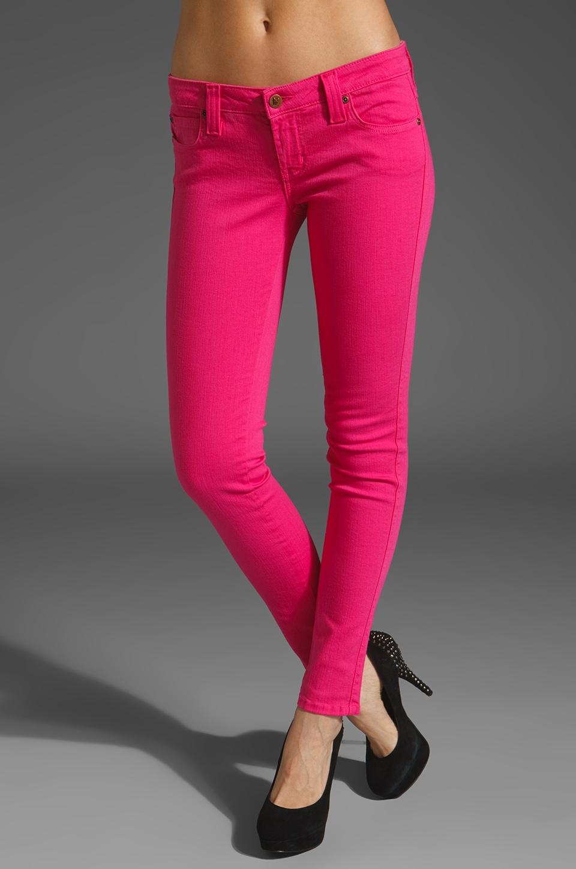 Frankie B. Jeans My BFF in Pink Topaz