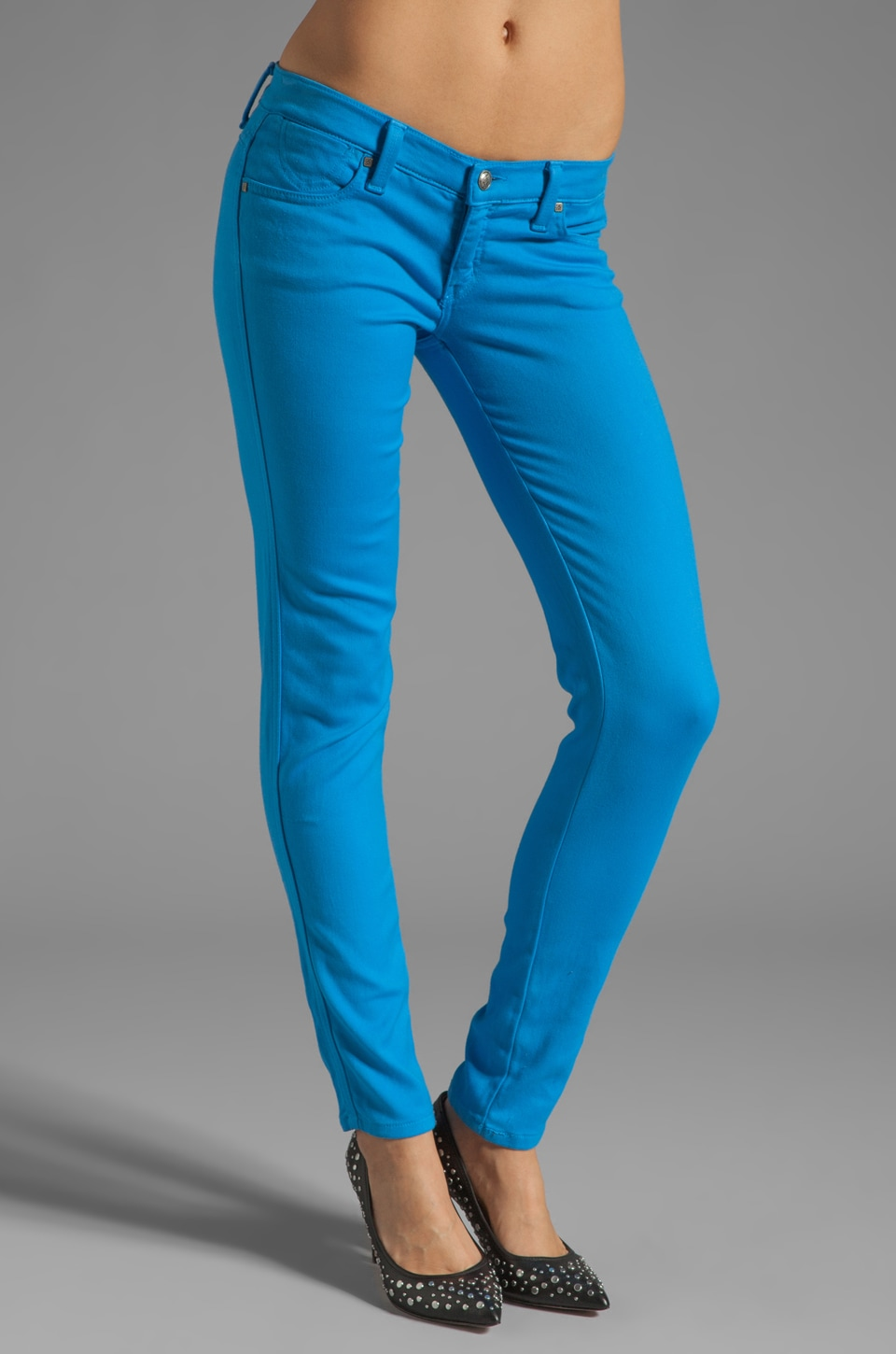 Frankie B. Jeans My BFF Jegging in Azure