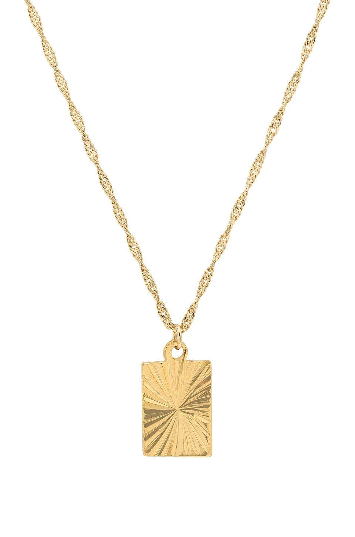 Frasier Sterling x REVOLVE Light My Fire Necklace in Gold