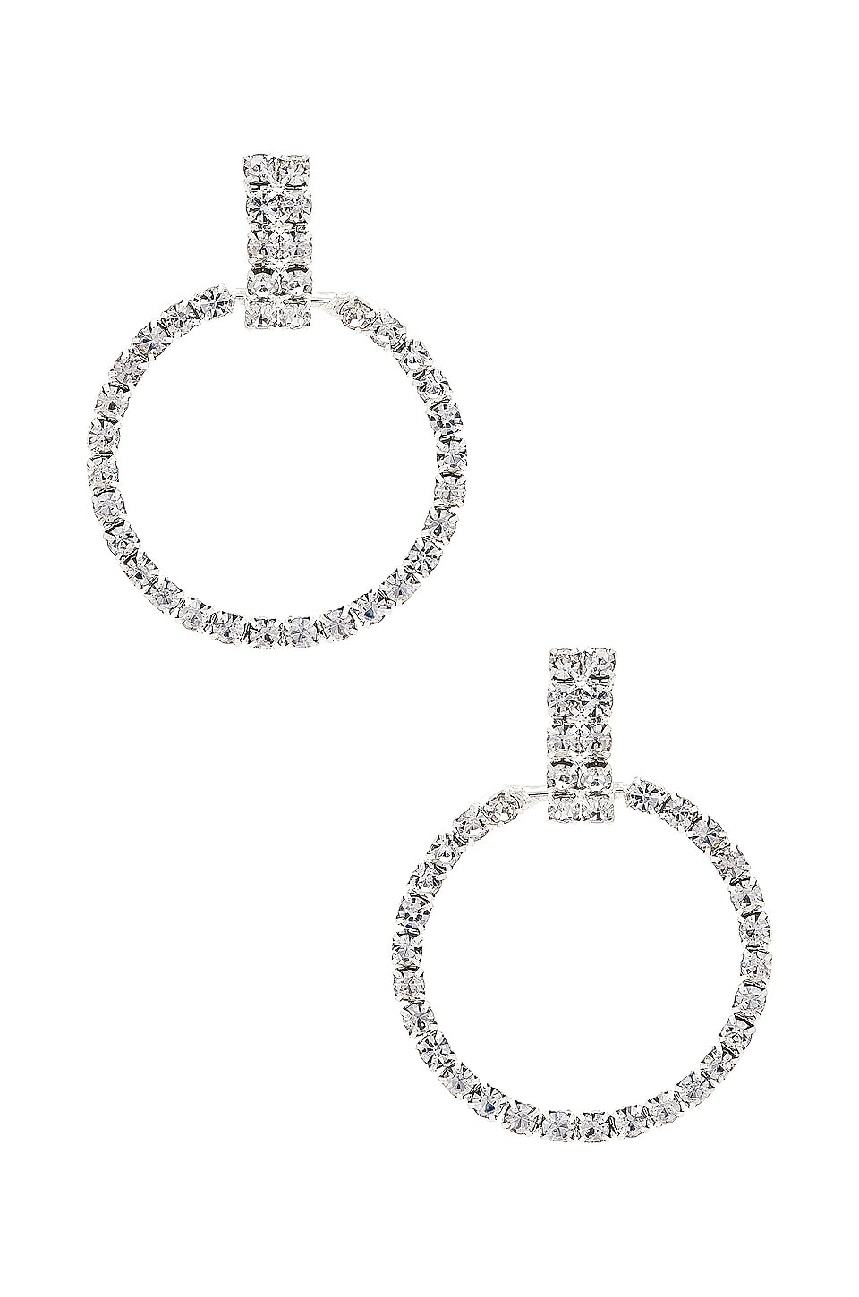 Frasier Sterling LA Nights Earrings in Silver