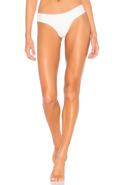 Frankies Bikinis Sofia Bottom in White