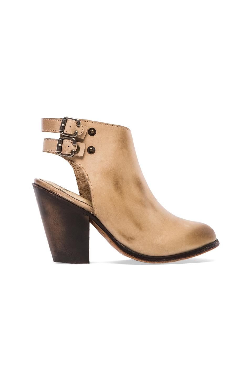Freebird by Steven Smoke Bootie in Beige