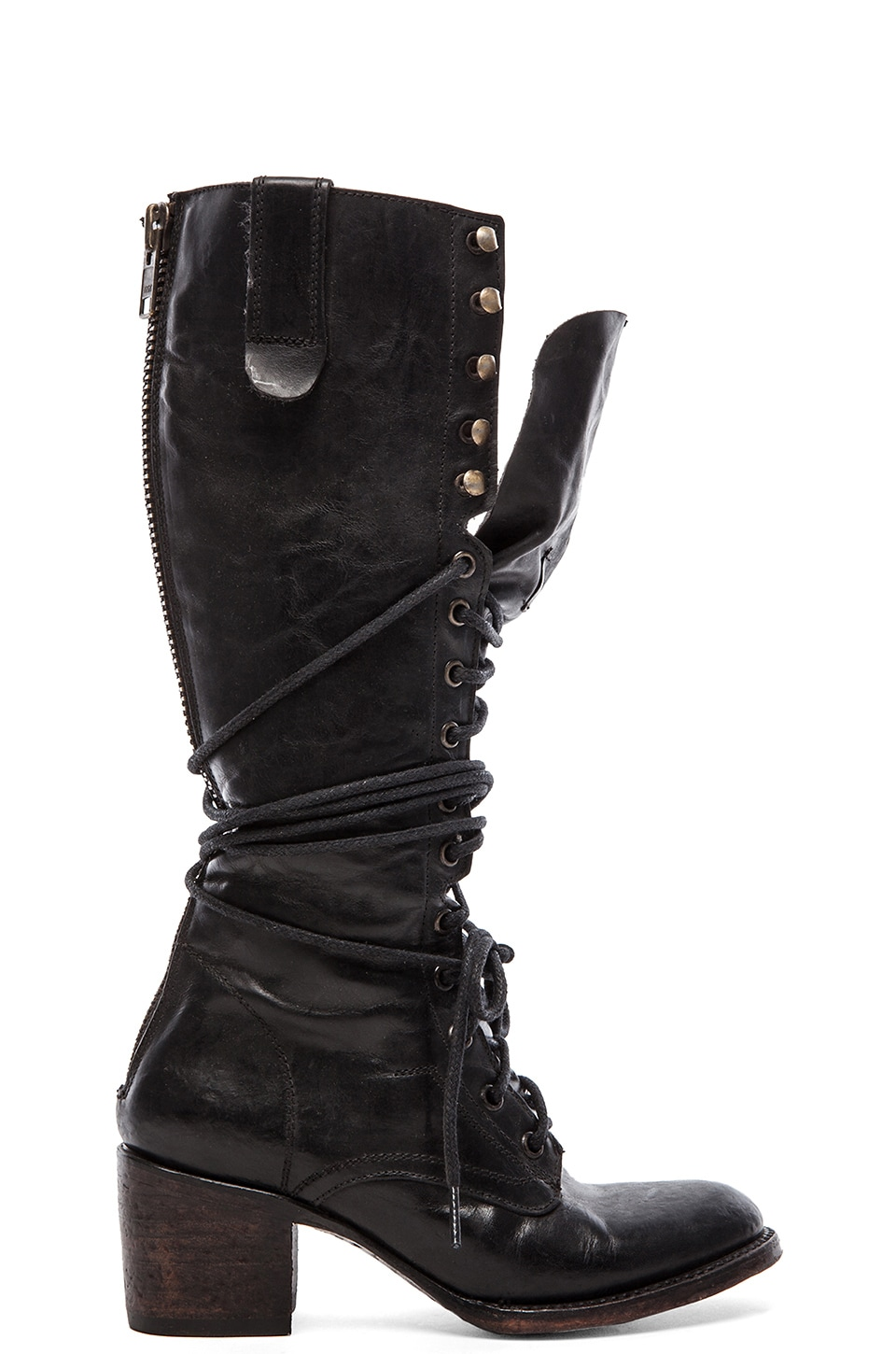 Freebird by Steven Grany Boot in Black