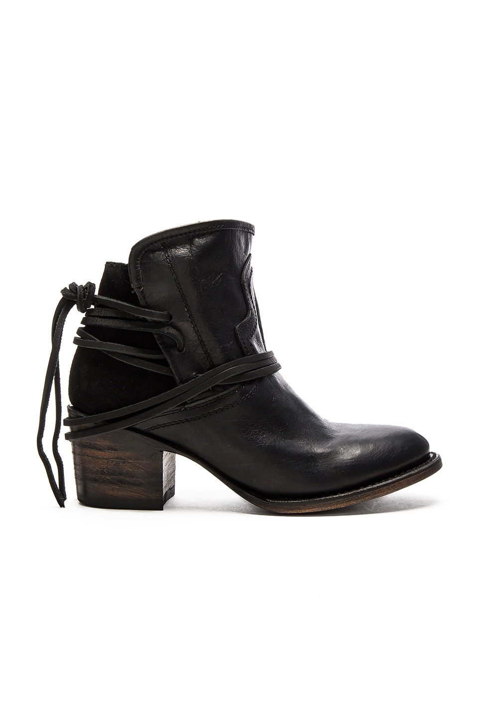 Freebird by Steven Casey Bootie in Black