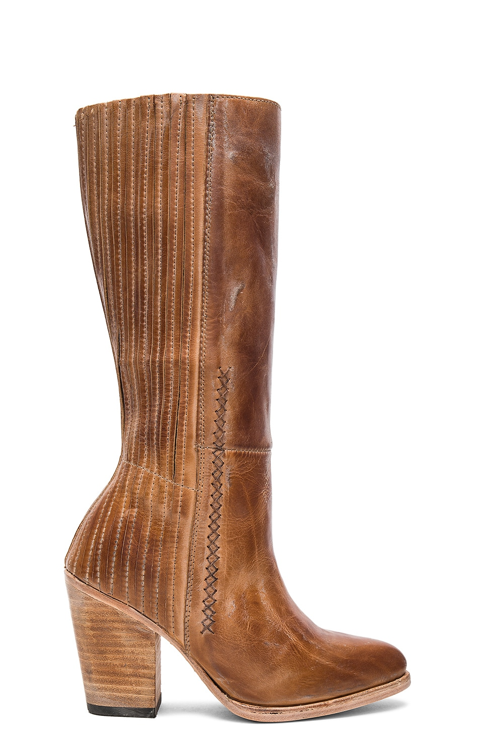 Photo of Knife Boot by Freebird by Steven shoes