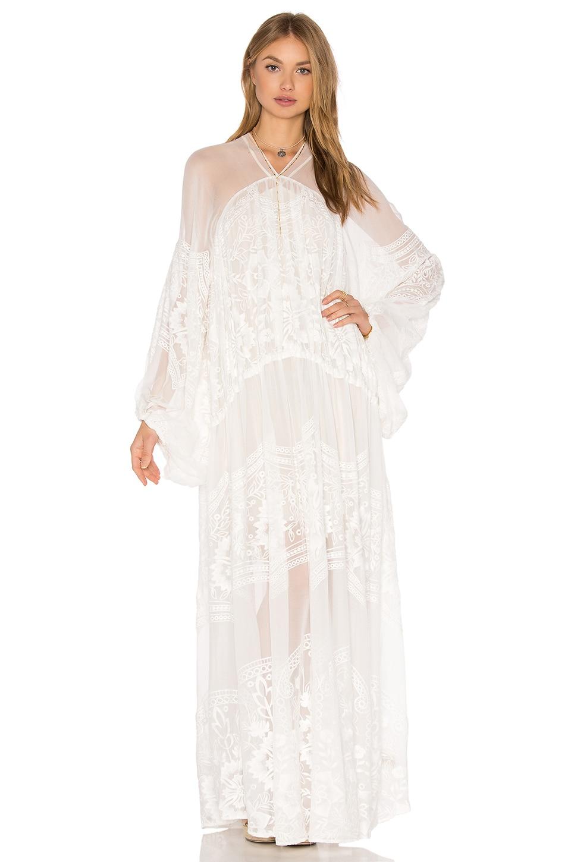Bohemian Winds Dress