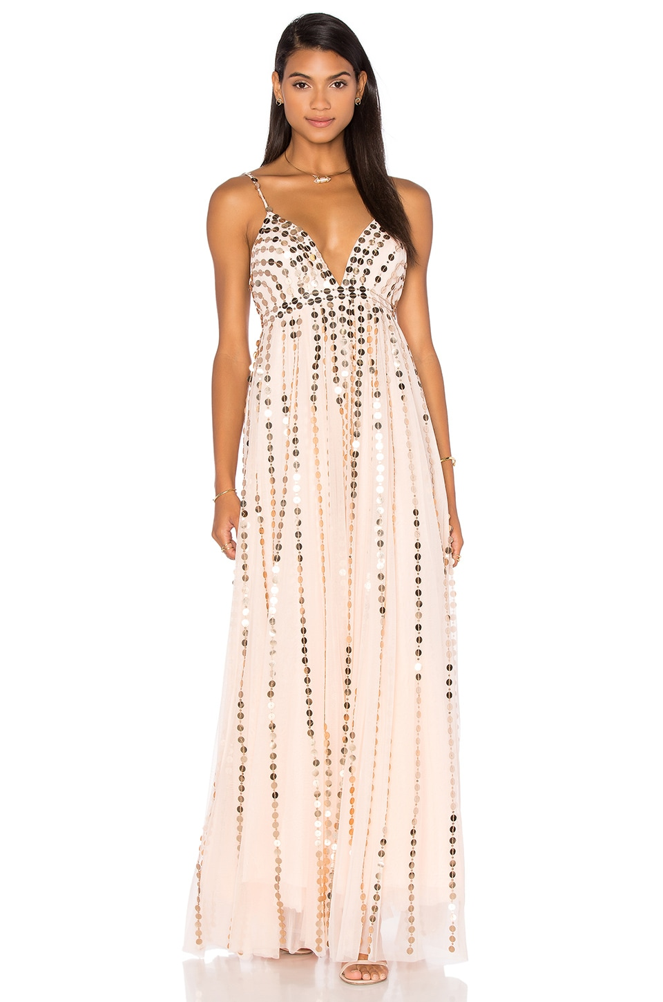 Free People Only in My Dreams Dress in Pink | REVOLVE