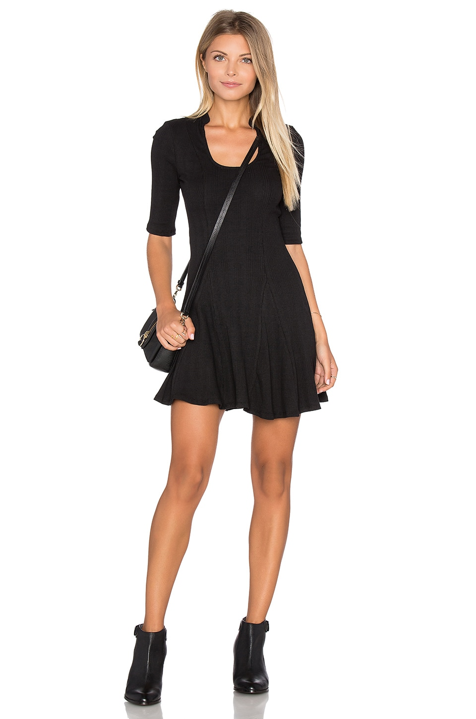 buy Jolene Rib Dress by Free People dresses online shopping
