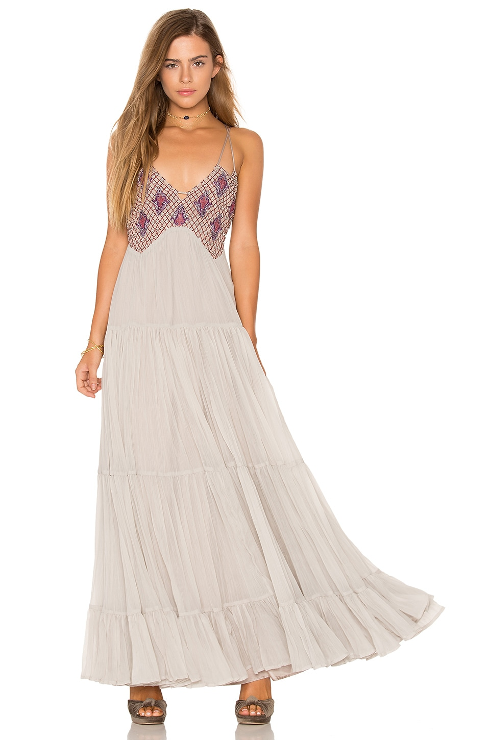 Lost in a Dream Maxi Dress by Free People