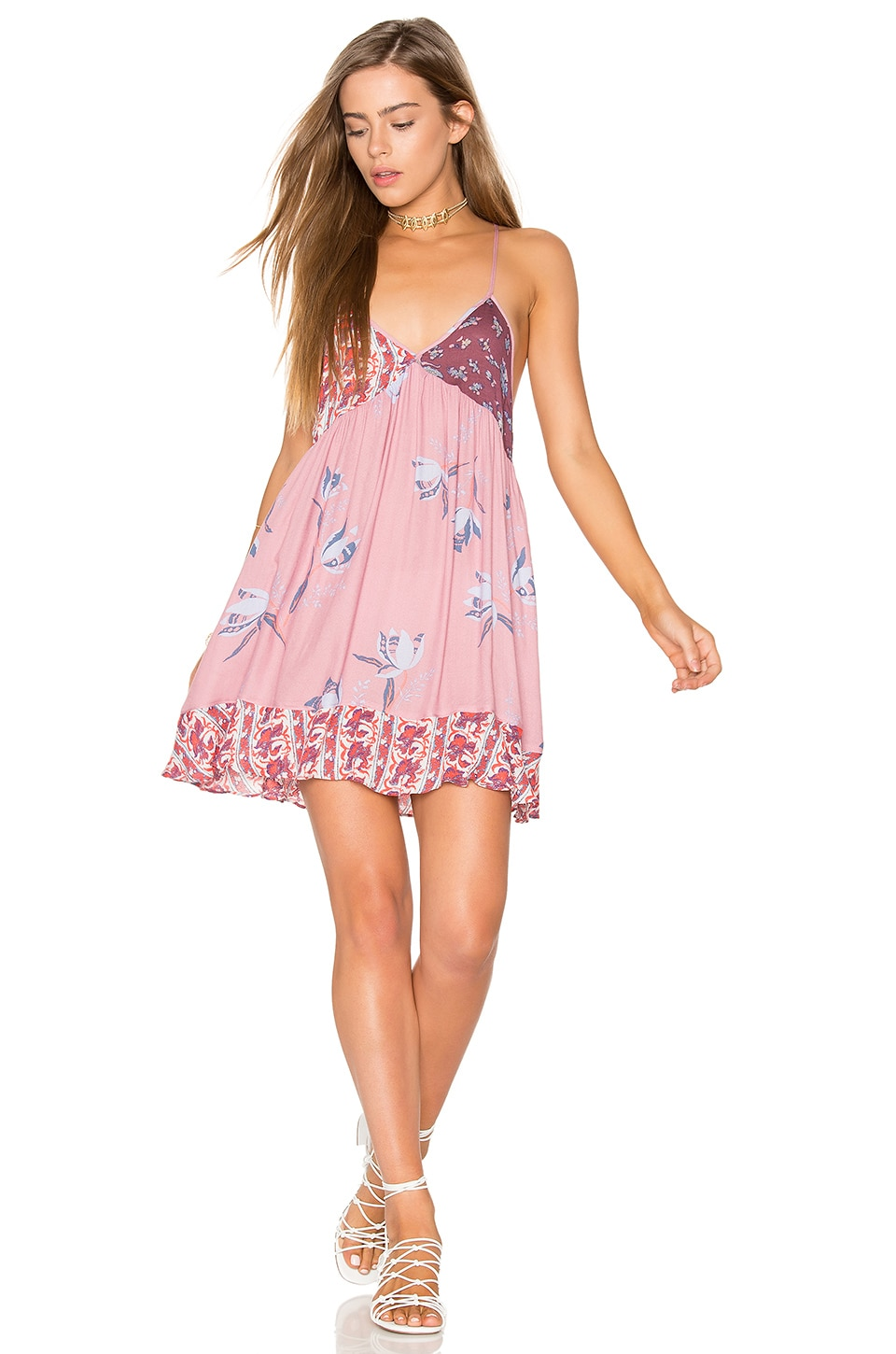 All Mixed Up Slip by Free People