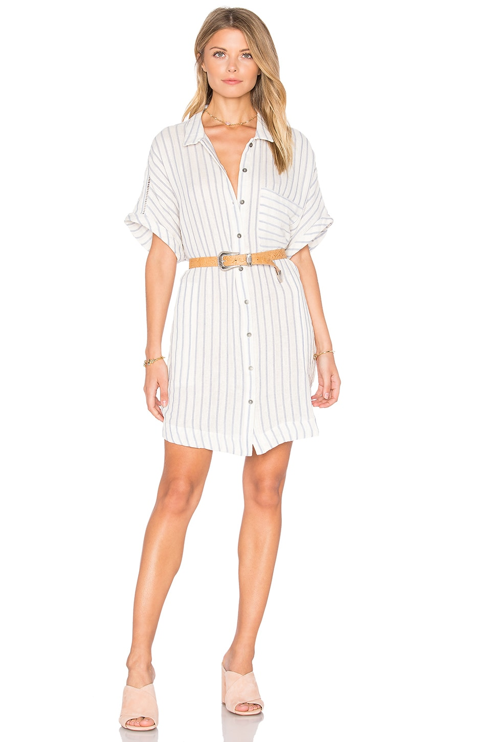 buy Little Sway Mini Dress by Free People dresses online shopping