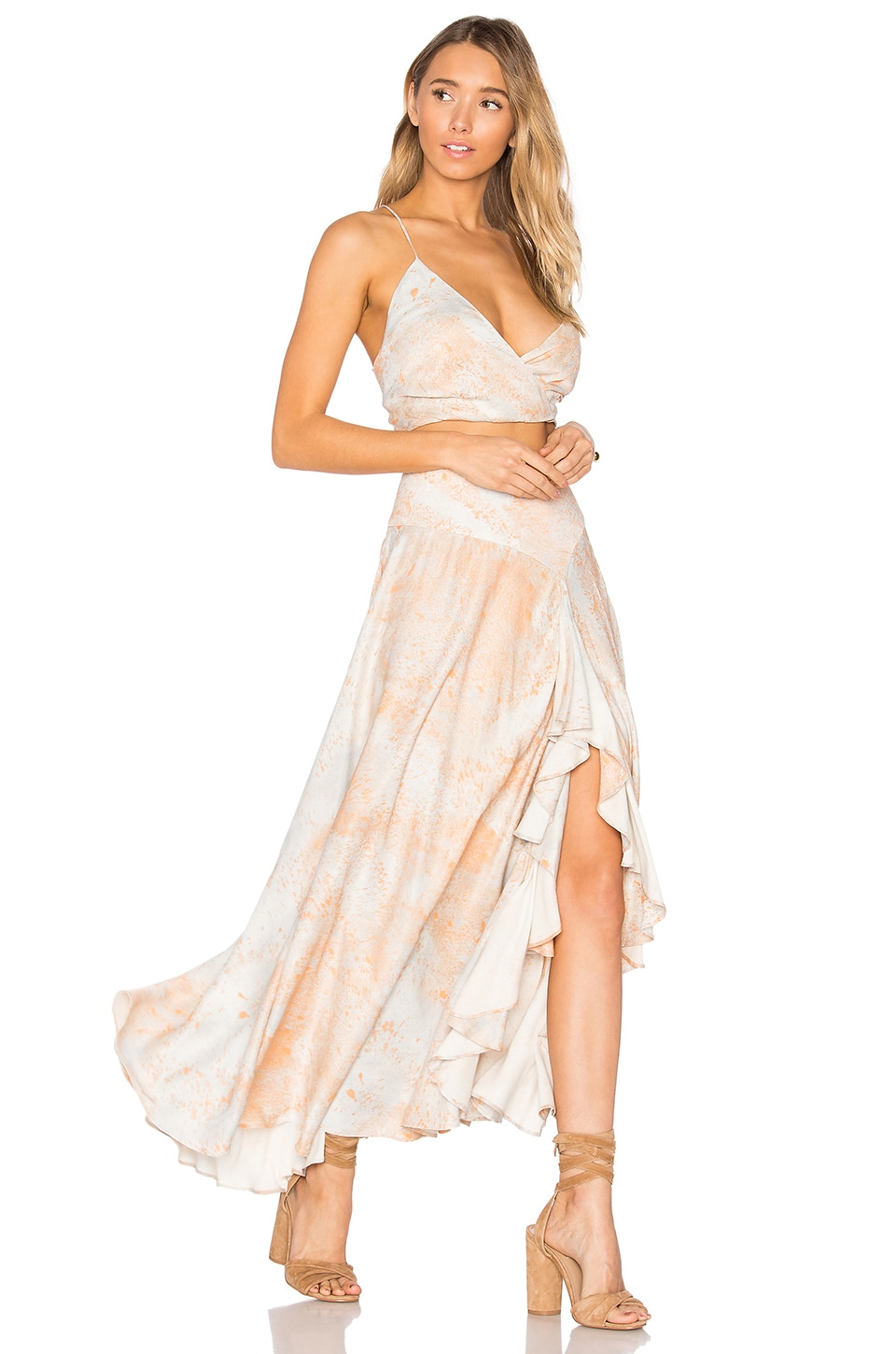 buy Gardenia Maxi Set by Free People dresses online shopping