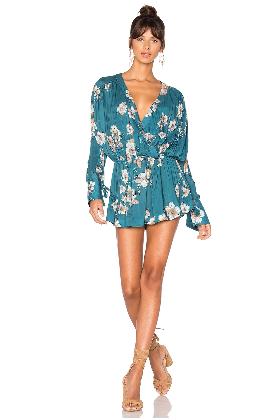 Tuscan Dreams Printed Tunic by Free People